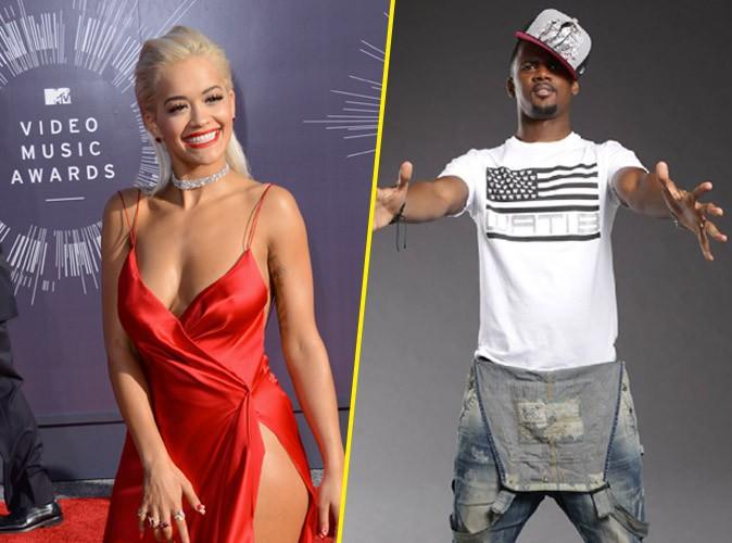 "Black M : ""Rita Ora, c'est ma pote"" !"
