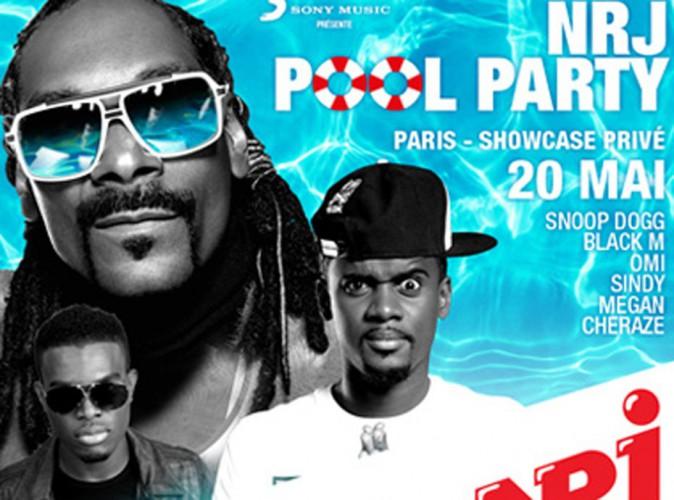 Black M, Snoop Dogg, OMI... Concert privé à la piscine avec NRJ !