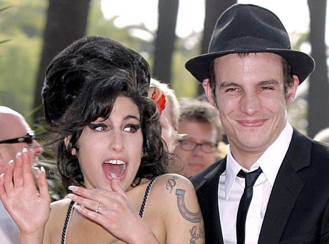 Blake Fielder-Civil, l'ex-mari d'Amy Winehouse, va être papa !