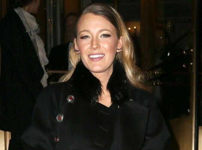 Blake Lively : en attendant de nous présenter sa fille, elle balance les photos dossiers !