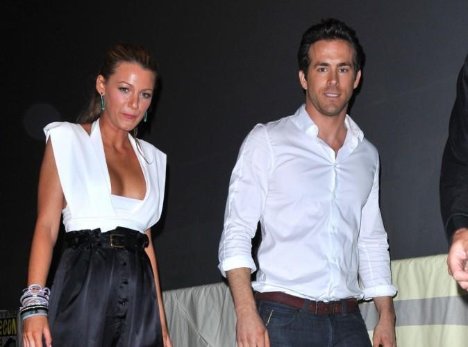Blake Lively et Ryan Reynolds : dîner romantique à Boston !