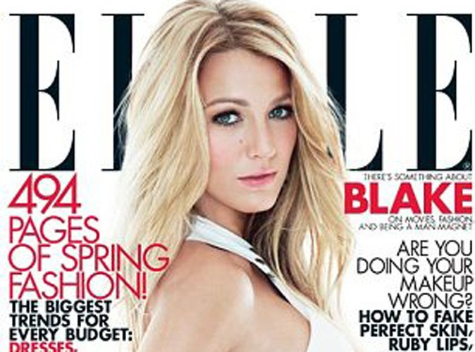 """Blake Lively : """"je n'ai jamais été avec quelqu'un qui n'est pas mon petit ami !"""""""