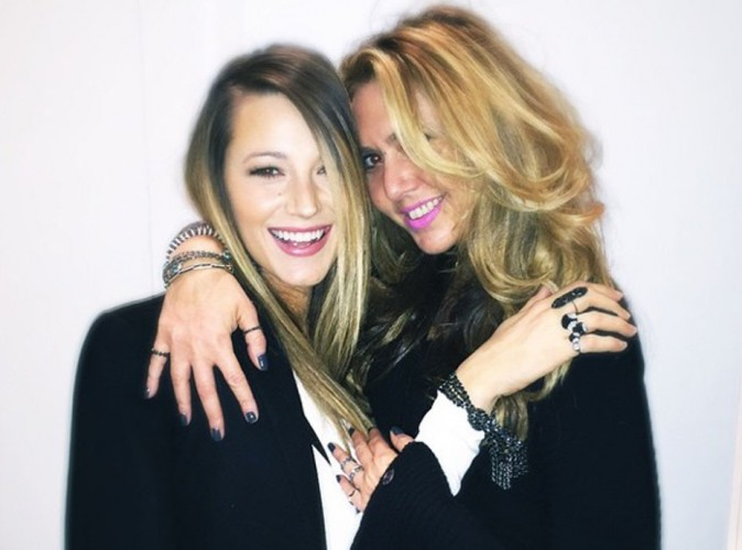 Blake Lively : sublime pour sa premi�re apparition officielle post-grossesse !