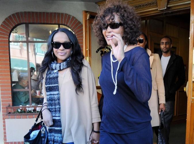 Bobbi Kristina Brown : la fille de Whitney Houston vient d'avoir 19 ans... Et c'est dans le deuil qu'elle a passé son anniversaire.