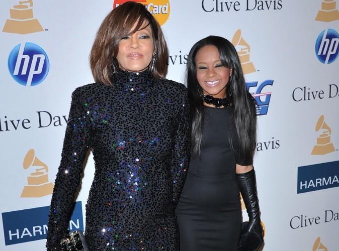 Bobbi Kristina : elle veut jouer le rôle de sa maman Whitney Houston dans son biopic !