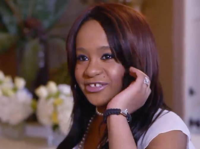Bobbi Kristina : la fille de Whitney Houston fiancée à son demi-frère ?