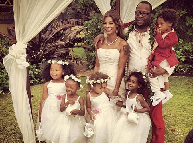 Bobby Brown : quatre mois après la mort de Whitney Houston, il épouse sa compagne en l'absence de sa fille Bobbi Kristina !
