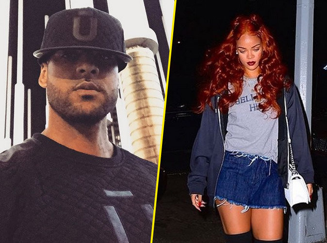 """Booba clashe Rihanna : """"Elle est dans le trou noir de la galaxie, moi je suis dans le futur"""""""