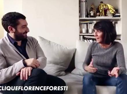 Booba : moqué par Florence Foresti, il riposte !