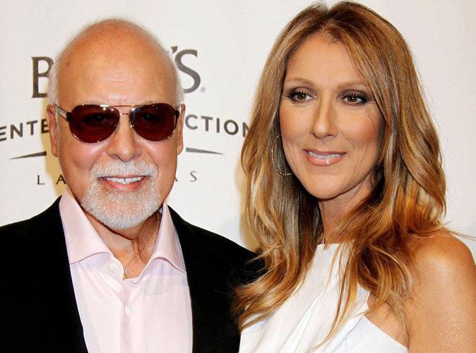 Bouleversée, Céline Dion rend un dernier hommage à René
