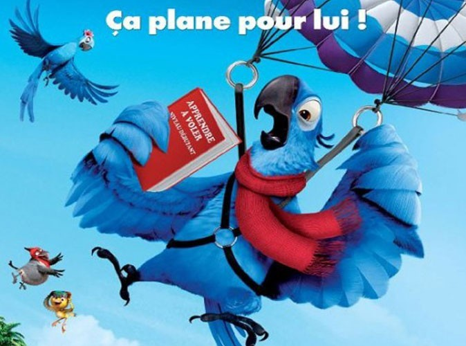 Box office France : Rio dégage Titeuf !