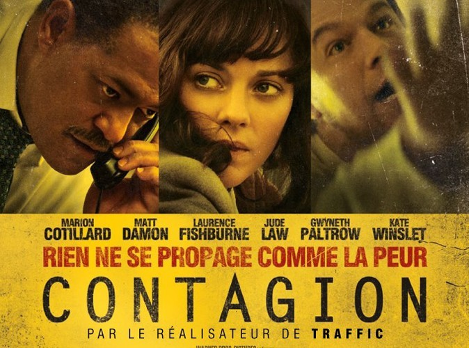 Box Office Us : Contagion met Warrior k.o !