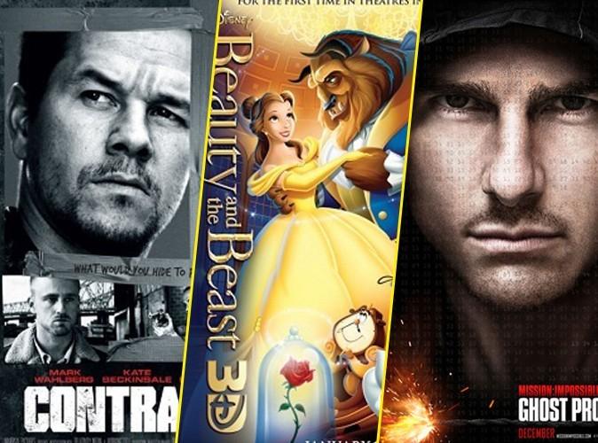 Box-Office Us : Mark Wahlberg en tête et le retour de la Belle et la Bête en 3D !