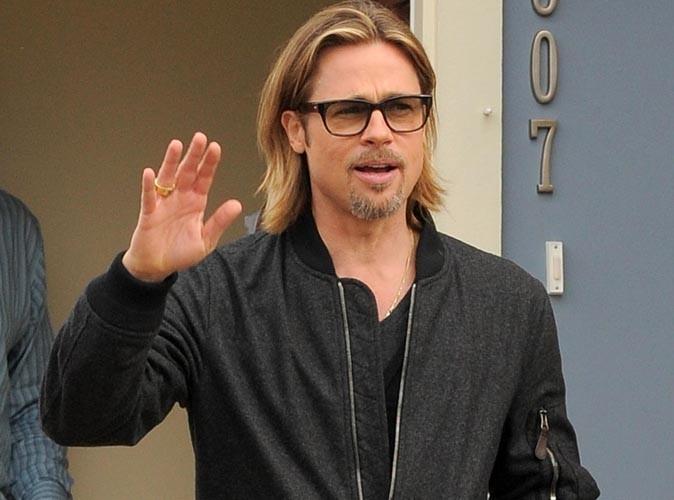 Brad Pitt à 14 ans : ses enfants sont son portait craché !