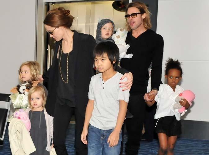 """""""Brad Pitt est un père génial"""" selon une collègue actrice"""