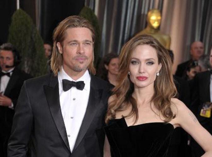 Brad Pitt et Angelina Jolie, fiancés ?