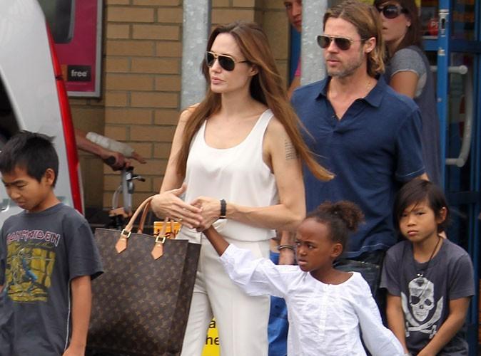 Brad Pitt et Angelina Jolie : ils réservent un train entier pour se rendre en Ecosse !