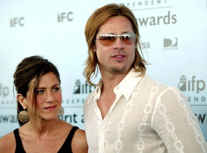 """Brad Pitt : il évoque """"les années gâchées""""... avec Jennifer Aniston ?"""