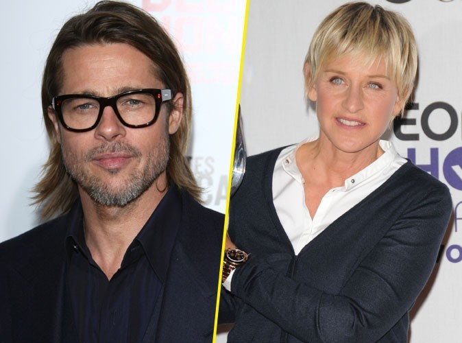 Brad Pitt : il vend sa maison à 12 millions de dollars à Ellen DeGeneres !