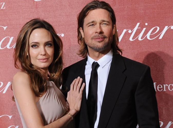 """Brad Pitt : """"Le choix d'Angie est héroïque !"""""""