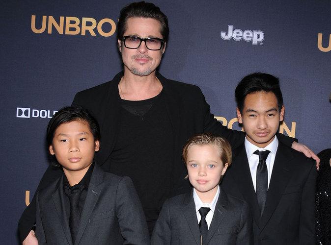 Brad Pitt : son fils Maddox refuse de le voir !