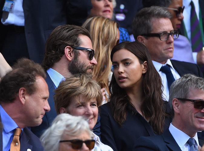 Bradley Cooper et Irina Shayk : La raison de leur petite scène de ménage à Wimbledon enfin révélée !