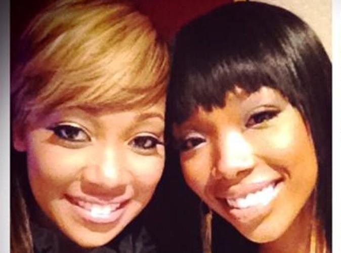 Brandy et Monica : les deux stars du R&B préparent un nouveau tube... Quatorze ans après The Boy Is Mine !