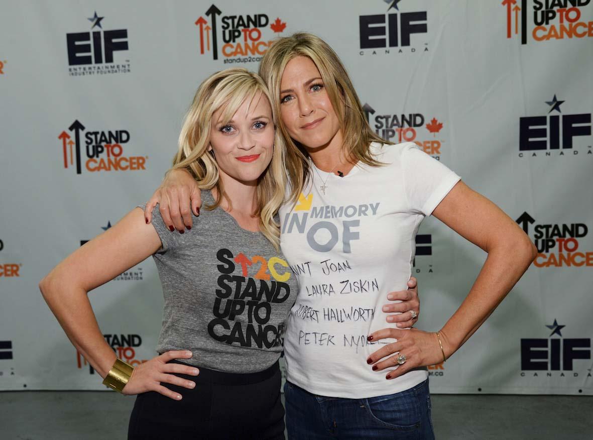 Breaking News : Jennifer Aniston signe son grand retour sur le petit écran en compagnie de Reese Witherspoon