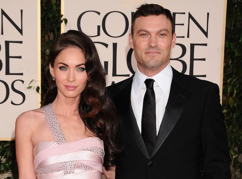 Brian Austin Green : Le mari de Megan Fox reconnaît que