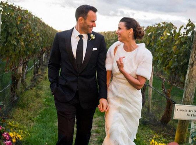 Bridget Moynahan : l'ex de Tom Brady s'est mariée !