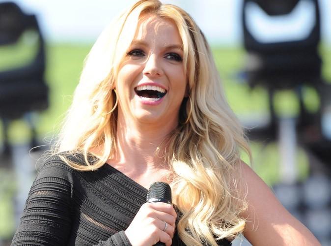 Britney Spears : écoutez sa nouvelle chanson, pour la B.O des Schtroumpfs 2 !