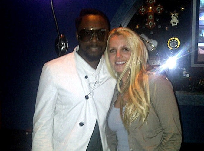 Britney Spears : écoutez son future tube avec Will.I.am des Black Eyed Peas !