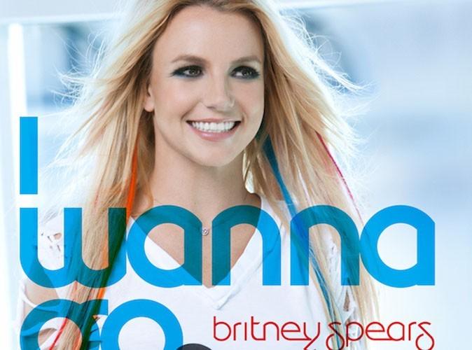 Britney Spears : la pochette de son nouveau single, I Wanna Go !