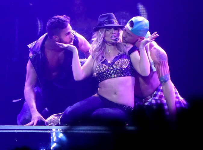 "Britney Spears : ""Mes abdos sont vrais"" !"