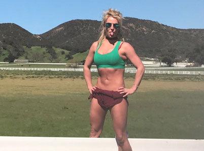 Britney Spears : Non, vous ne rêvez pas ! C'est bel et bien son corps