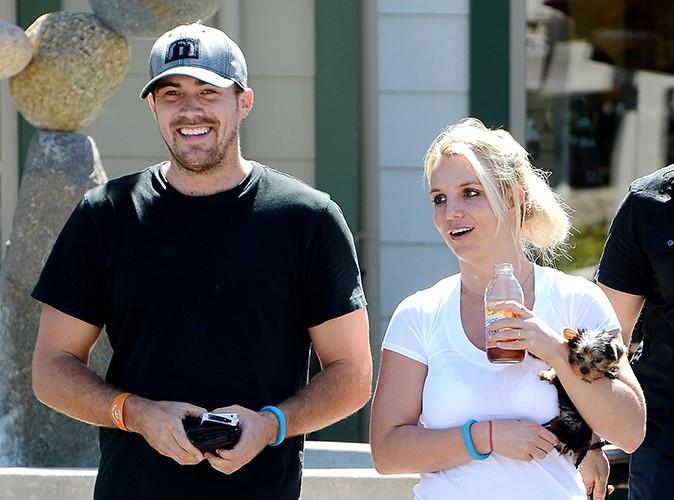 """Britney Spears s'épanche sur son compagnon : """"Je suis amoureuse !"""""""