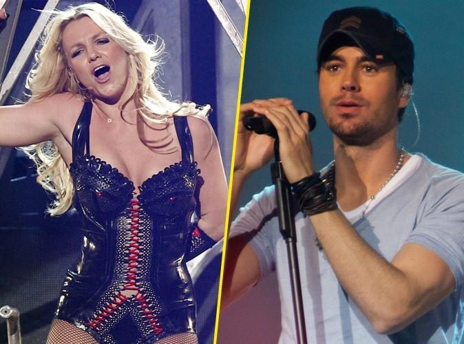 Britney Spears s'offre Enrique Iglesias en première partie de sa tournée !