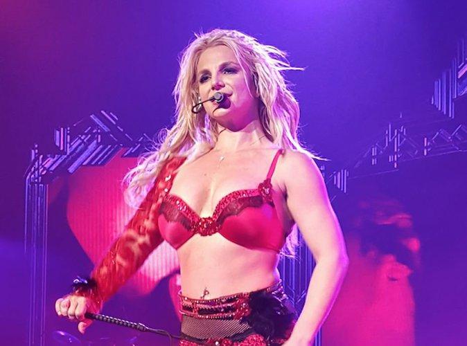 Britney Spears : sa grosse boulette sur scène...