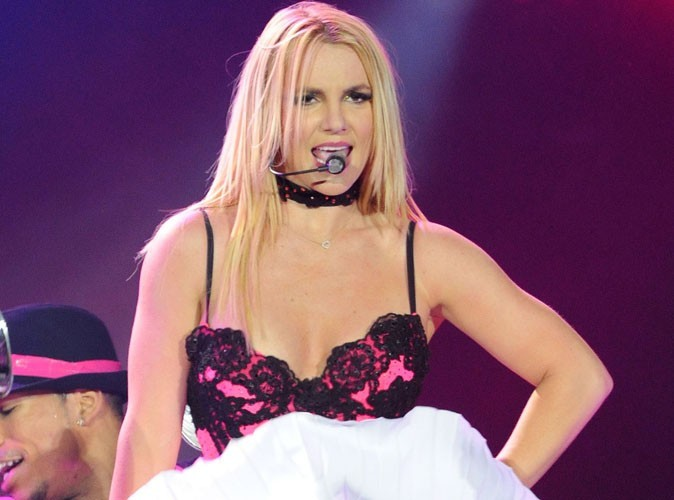 Britney Spears : sexy et tonique en bikini !