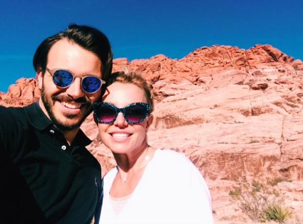 Britney Spears : son nouveau mec n'a pas échappé au contrat de confidentialité !