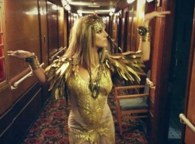 Britney Spears : transformée en Cléopâtre !