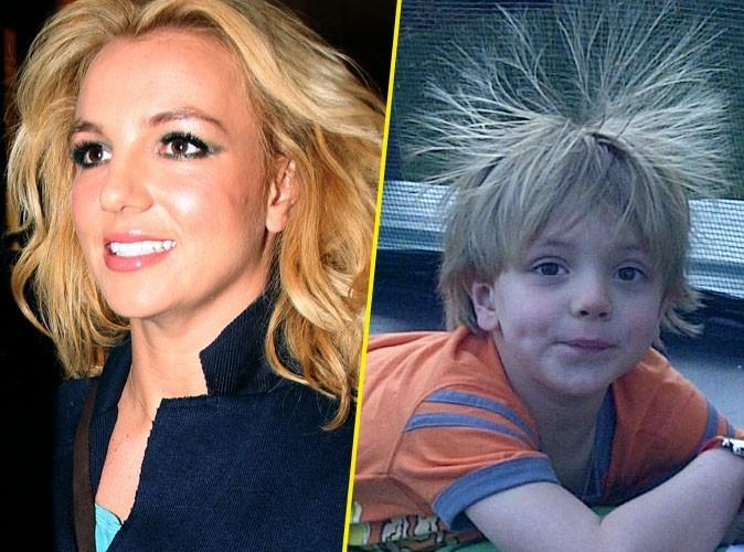 Britney Spears : y a comme de l'électricité dans l'air avec son fils Jayden !