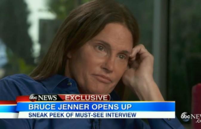 """Bruce Jenner : """"très fier et excité"""" de se présenter en femme au monde entier !"""