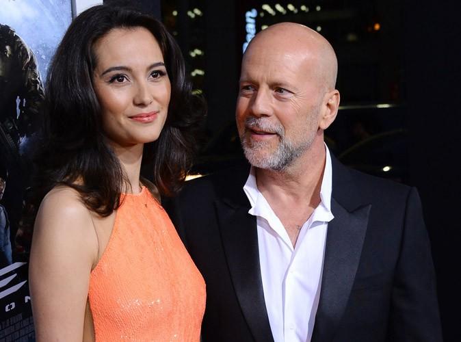"""Bruce Willis : """"Ma femme est bien plus intelligente que moi !"""""""