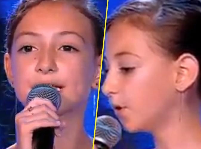 """Buzz : découvrez l'interprétation bluffante de """"Je suis malade"""" par Elena Hasna, une fillette âgée de 12 ans !"""