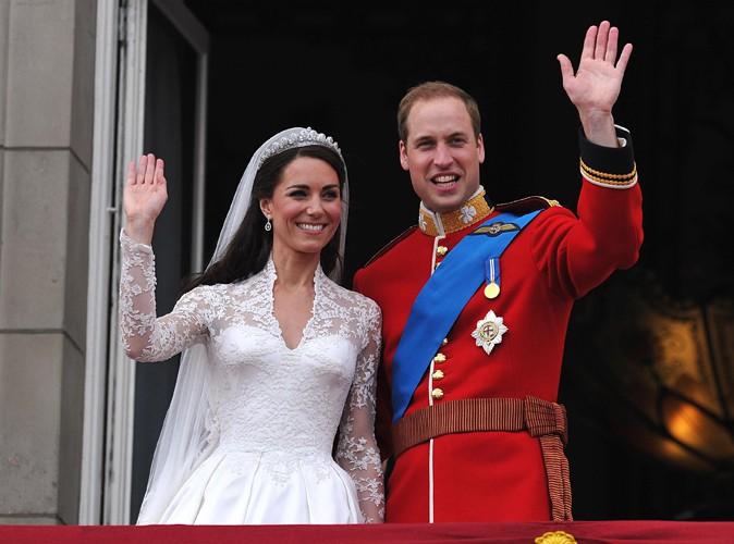 ... pour soffrir une part du gâteau de mariage de Kate et William