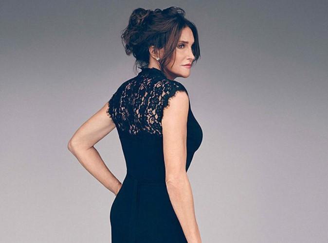 Caitlyn Jenner déjà une pro des shooting mode !