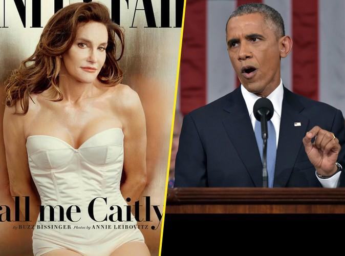 Caitlyn Jenner plus forte que Barack Obama !