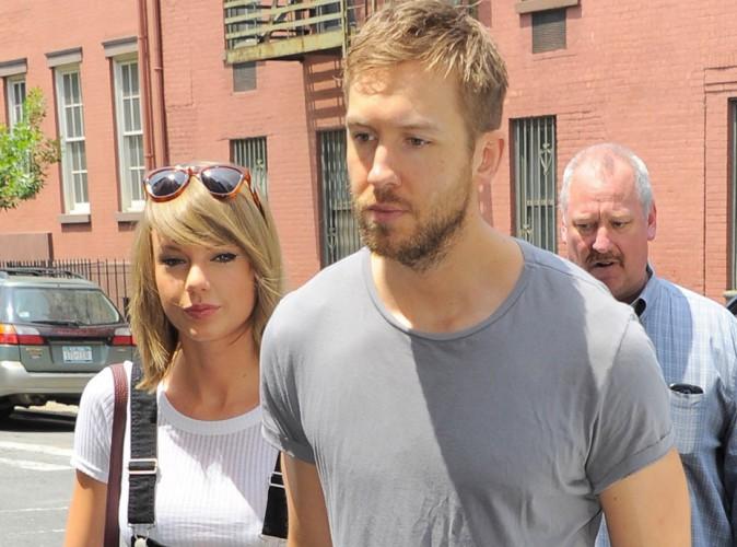 Calvin Harris évoque sa relation avec Taylor Swift pour la première fois !