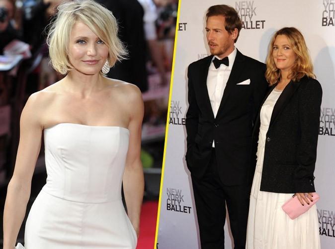 Cameron Diaz : elle a donné sa bénédiction au fiancé de Drew Barrymore pour qu'ils se marient !